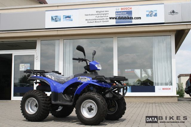2012 E-Ton  EXL-150 Yukon ST, low kms! Top Condition Motorcycle Quad photo