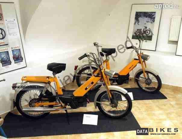 1994 Jawa  Babetta Motorcycle Motor-assisted Bicycle/Small Moped photo