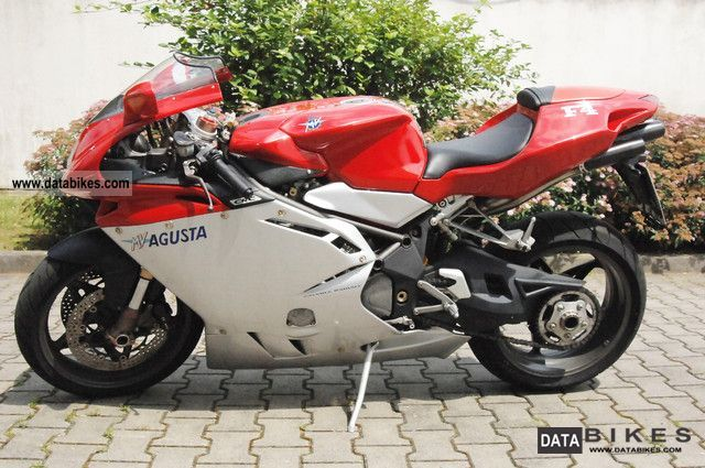 2002 MV Agusta  F4 Motorcycle Sports/Super Sports Bike photo