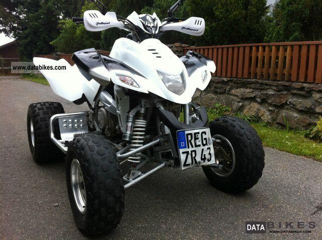 2009 Dinli  dmx 450 Demon Motorcycle Quad photo
