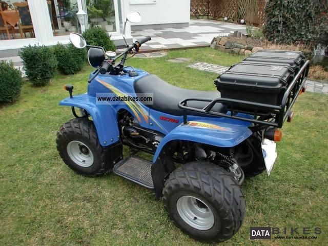 2005 Lifan  150 ST Motorcycle Quad photo