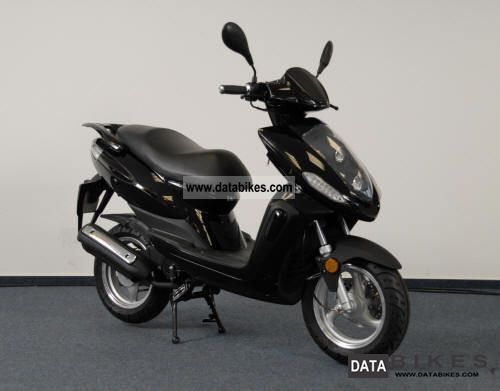Lifan  S-Force 50, NEW VEHICLE! Special Price! 2012 Scooter photo
