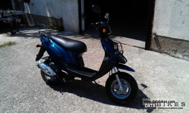 1996 Pegasus  Sky 50 Motorcycle Scooter photo
