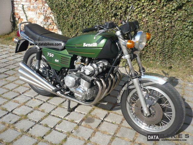 Benelli  Be 750 1977 Vintage, Classic and Old Bikes photo