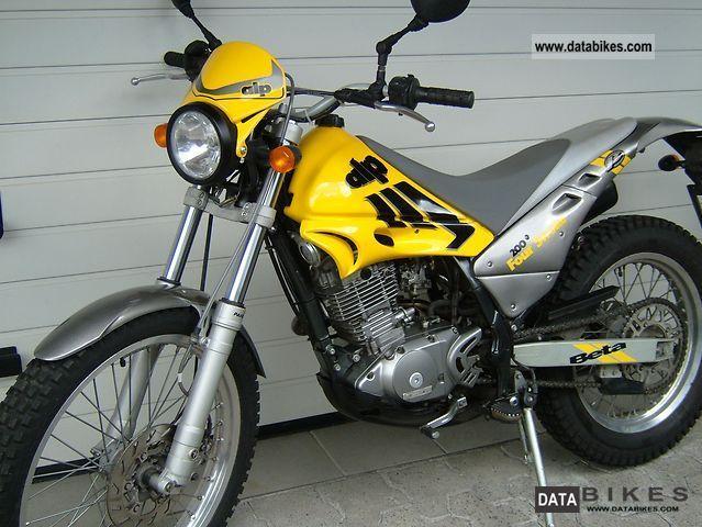 2003 Beta  Alp 200 Motorcycle Motorcycle photo