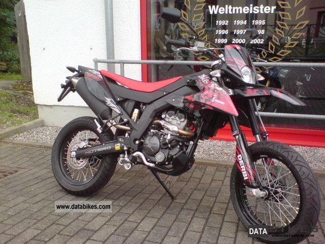 2012 Derbi  Senda DRD Motorcycle Lightweight Motorcycle/Motorbike photo