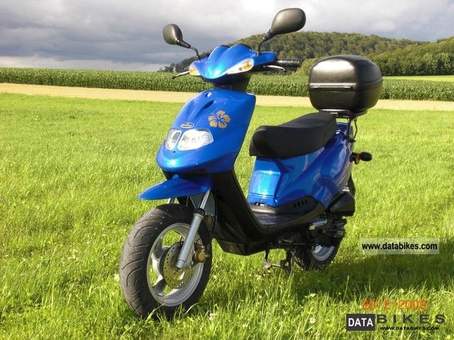 2006 TGB  Sky 2 Motorcycle Scooter photo