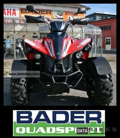 2011 TGB  TARGET 550 R ** AS NEW ** ** ADMISSION WITH LOF Motorcycle Quad photo