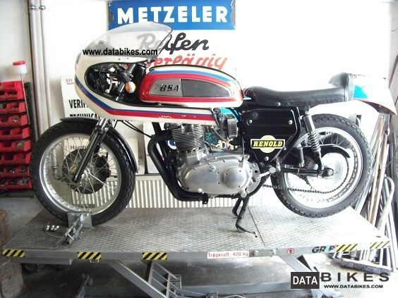 BSA  A 75 Rocket 3 1971 Vintage, Classic and Old Bikes photo