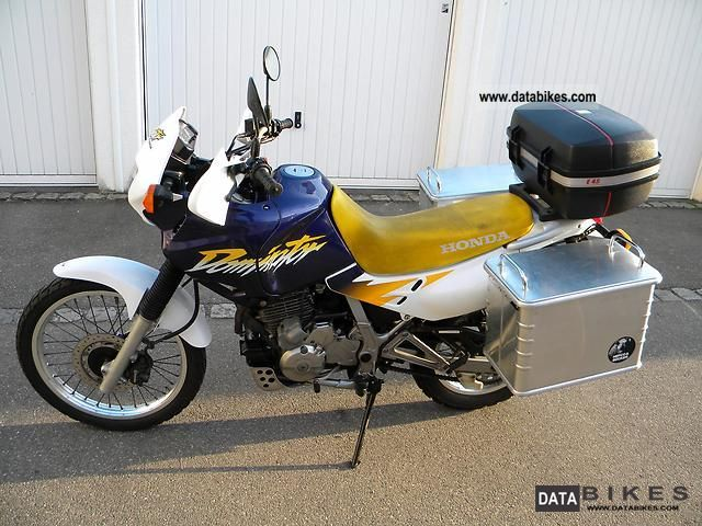 honda nx 650 manual: