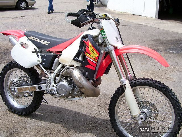 1998 Honda  CR 500 R Motorcycle Rally/Cross photo