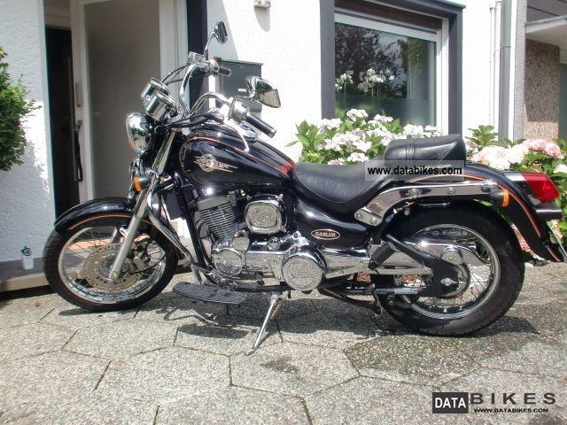 2004 Daelim  Daystar VL classic Motorcycle Chopper/Cruiser photo