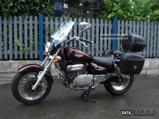 2001 Hyosung  Aquila 125 Motorcycle Chopper/Cruiser photo