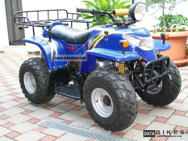 2006 Hyosung  Quad ATV HUANSONG LF 150 ST Motorcycle Quad photo