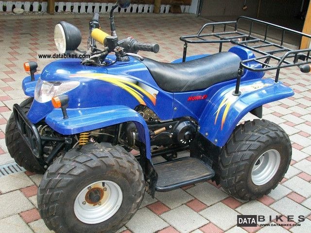 2006 Hyosung Quad ATV HUANSONG LF 150 ST