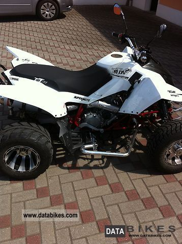 2010 Triton  Super Motto 450 Motorcycle Quad photo