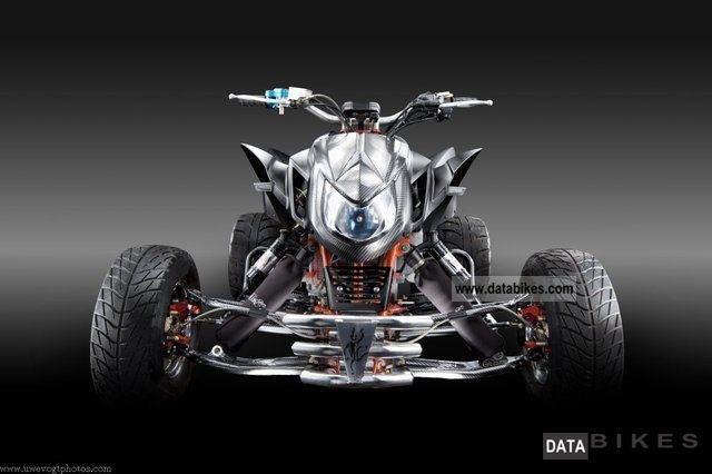 2008 Triton  450 SM Motorcycle Quad photo