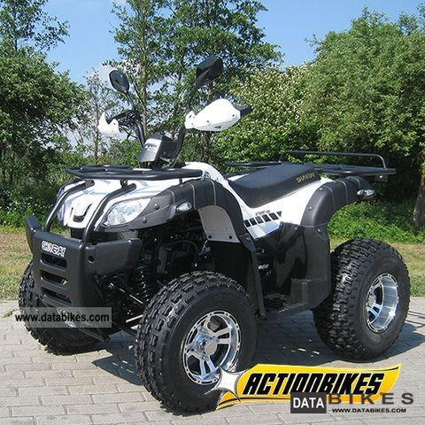 2012 Other  Shineray XY200ST quad-6A automatic Motorcycle Quad photo
