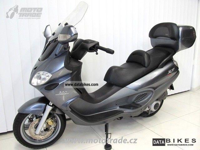 2003 piaggio x9 200