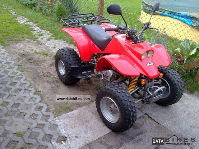 2000 SMC  170 Motorcycle Quad photo