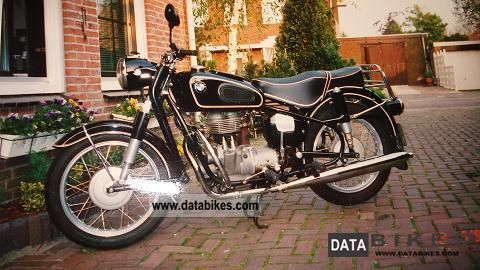 BMW  R27 1961 Vintage, Classic and Old Bikes photo