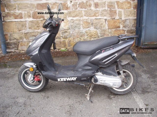 2008 keeway f act moped. Black Bedroom Furniture Sets. Home Design Ideas