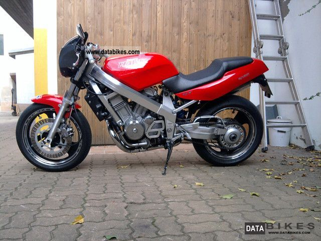 1993 Honda  Hawk GT 647 Motorcycle Motorcycle photo