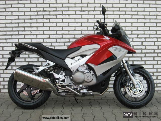 2012 Honda  Crossrunner / VFR800X Motorcycle Motorcycle photo