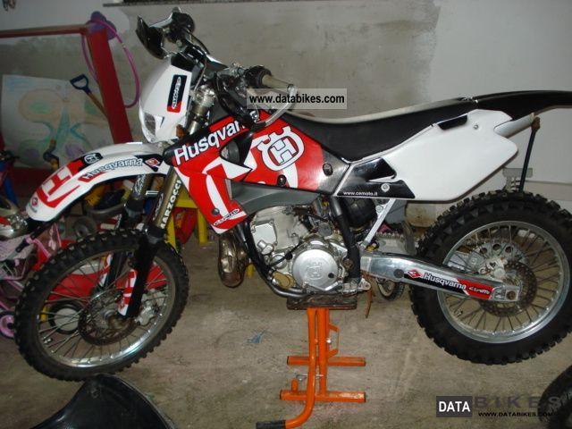 2001 Husqvarna Wr 250
