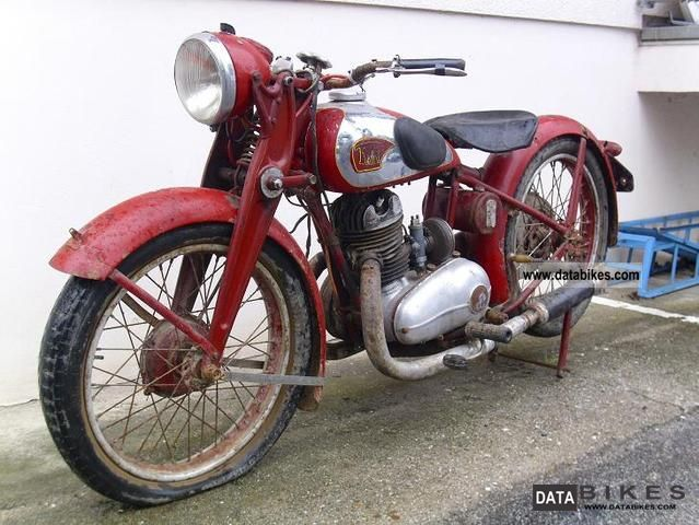 Triumph  TWN B 350 1939 Vintage, Classic and Old Bikes photo