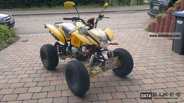 2007 Bashan  200 ST-7 Motorcycle Quad photo