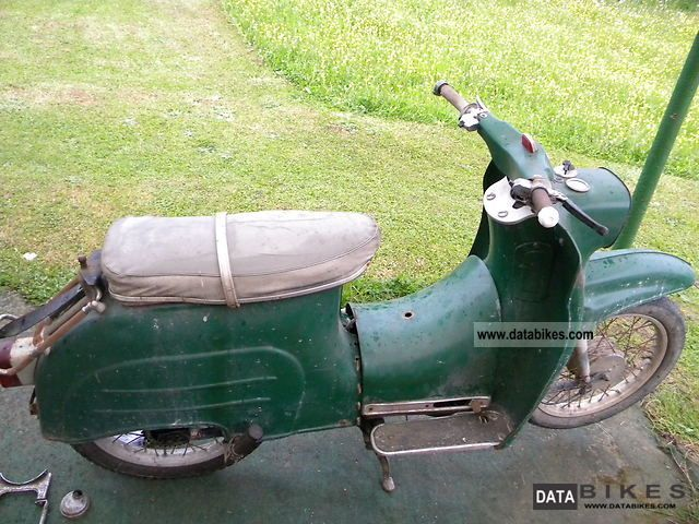 Simson  Schwalbe KR51 + Parts 1970 Vintage, Classic and Old Bikes photo