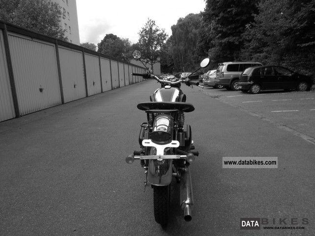 2005 Royal Enfield  Bullet Motorcycle Chopper/Cruiser photo