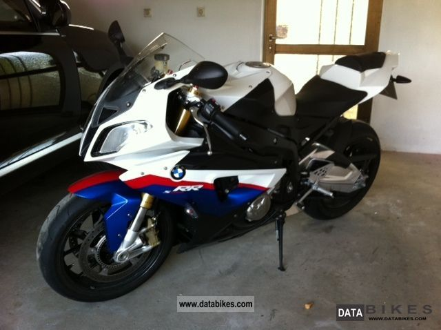 Blata  S1000 RR DTC / ABS / Circuit Assistant / KD + + HR TÜV new 2010 Sports/Super Sports Bike photo