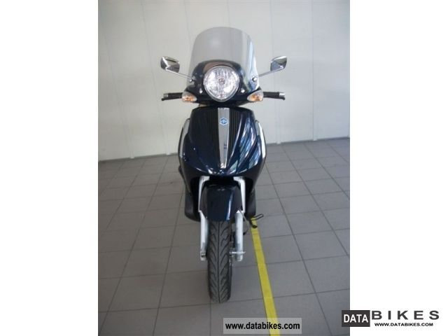 2009 Piaggio  300 Beverly i.e. Motorcycle Other photo