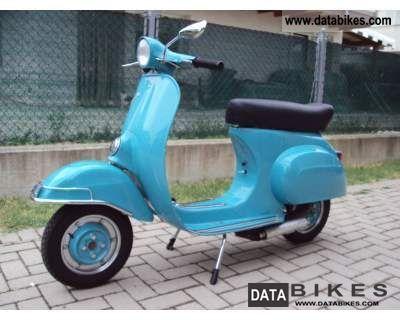 Piaggio  vespa 50 n 1960 Vintage, Classic and Old Bikes photo