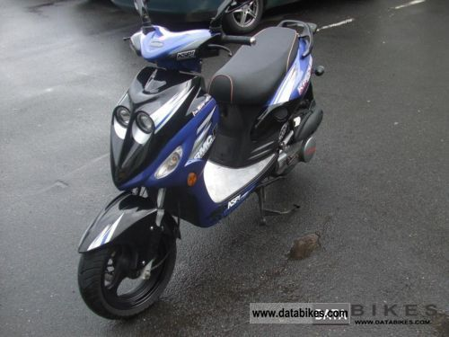 2008 Kreidler  RCM-E 125 Motorcycle Scooter photo