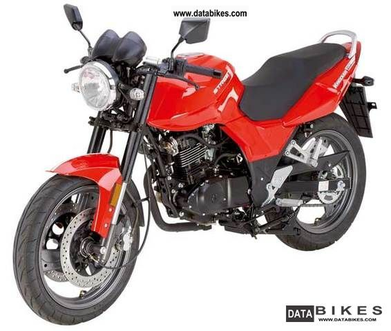 2012 Kreidler  G Street 125 new vehicles!! Motorcycle Naked Bike photo