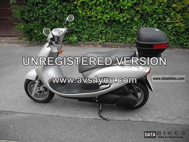 2001 MBK  Doodo Motorcycle Scooter photo