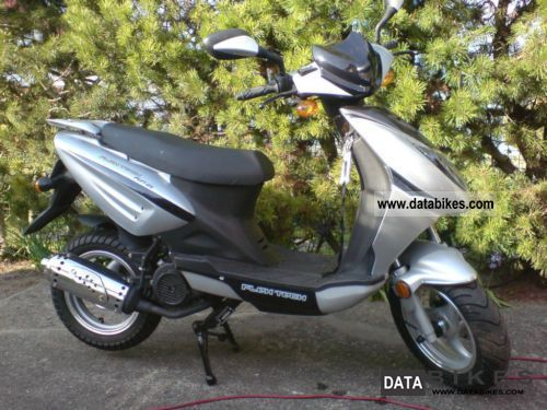 2012 Baotian  Flex Tech Motorcycle Scooter photo