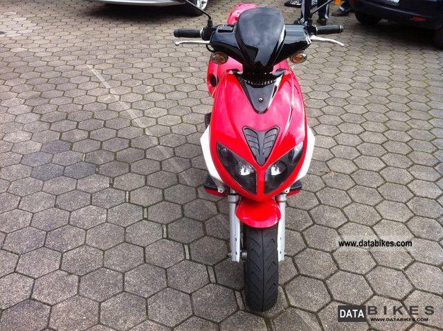 2009 Baotian  Necron Blaster Motorcycle Scooter photo