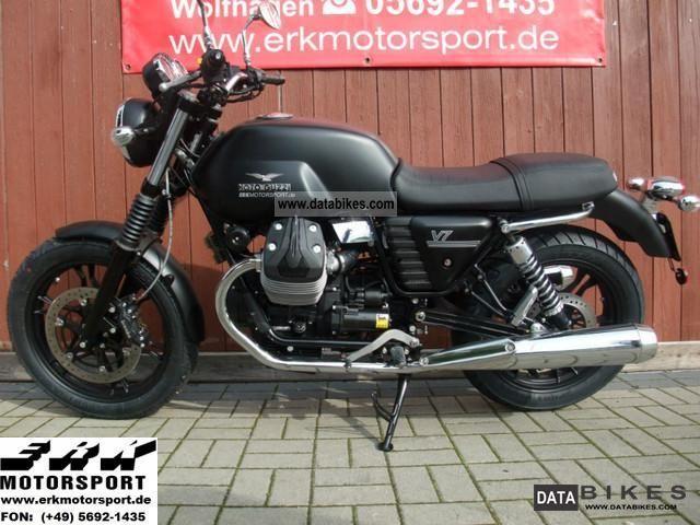 Moto Guzzi  V7 stone 2012 Motorcycle photo