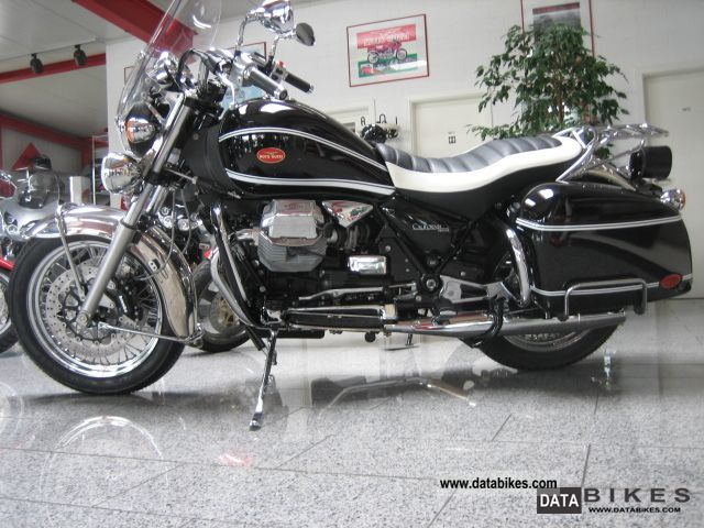 2012 Moto Guzzi  Vintage Motorcycle Chopper/Cruiser photo