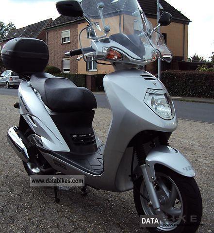 2005 Sym Euro Mx 125