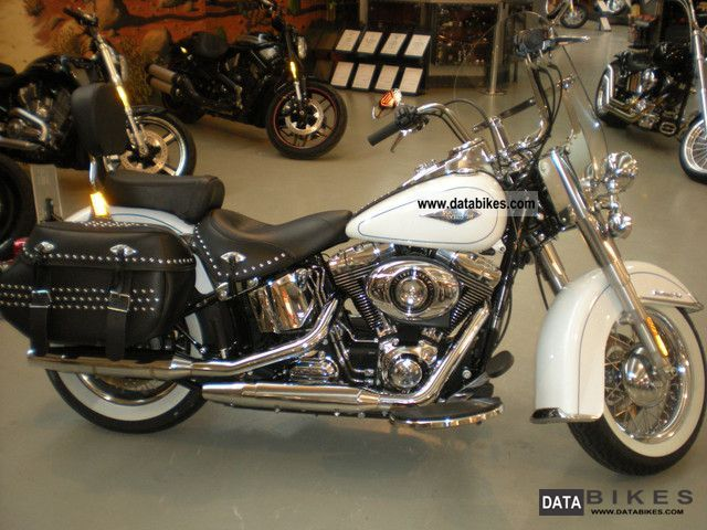 2012 Harley Davidson  FLSTC Softail Heritage Classic 103er Motorcycle Chopper/Cruiser photo