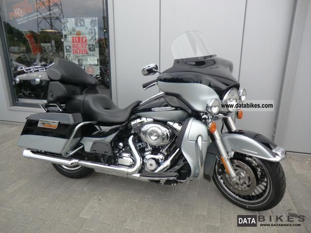 2012 Harley Davidson  -Later Electra Glide Ultra Limited 2012 Motorcycle Tourer photo