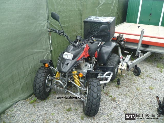 2003 Barossa  Engine Motorcycle Quad photo