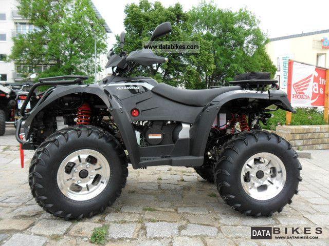 2012 Linhai  ATV 420 4x4 LoF Motorcycle Quad photo