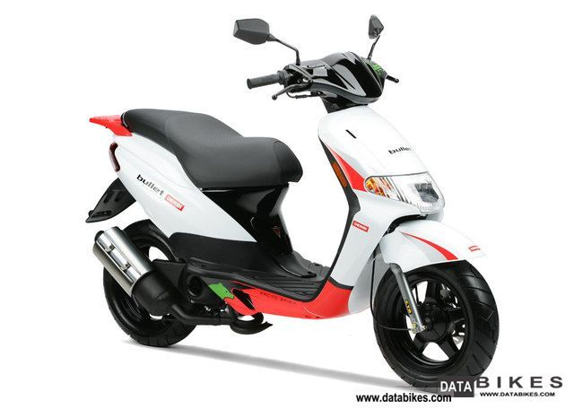 2010 Derbi  Atlantis Motorcycle Motor-assisted Bicycle/Small Moped photo