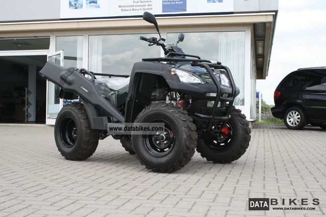 2012 Adly  Canyon 320 Motorcycle Quad photo